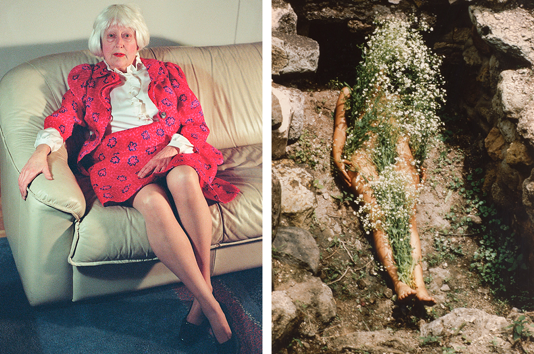 10 Female Performance Artists You Should Know, from Ana Mendieta to Carolee  Schneemann - Artsy