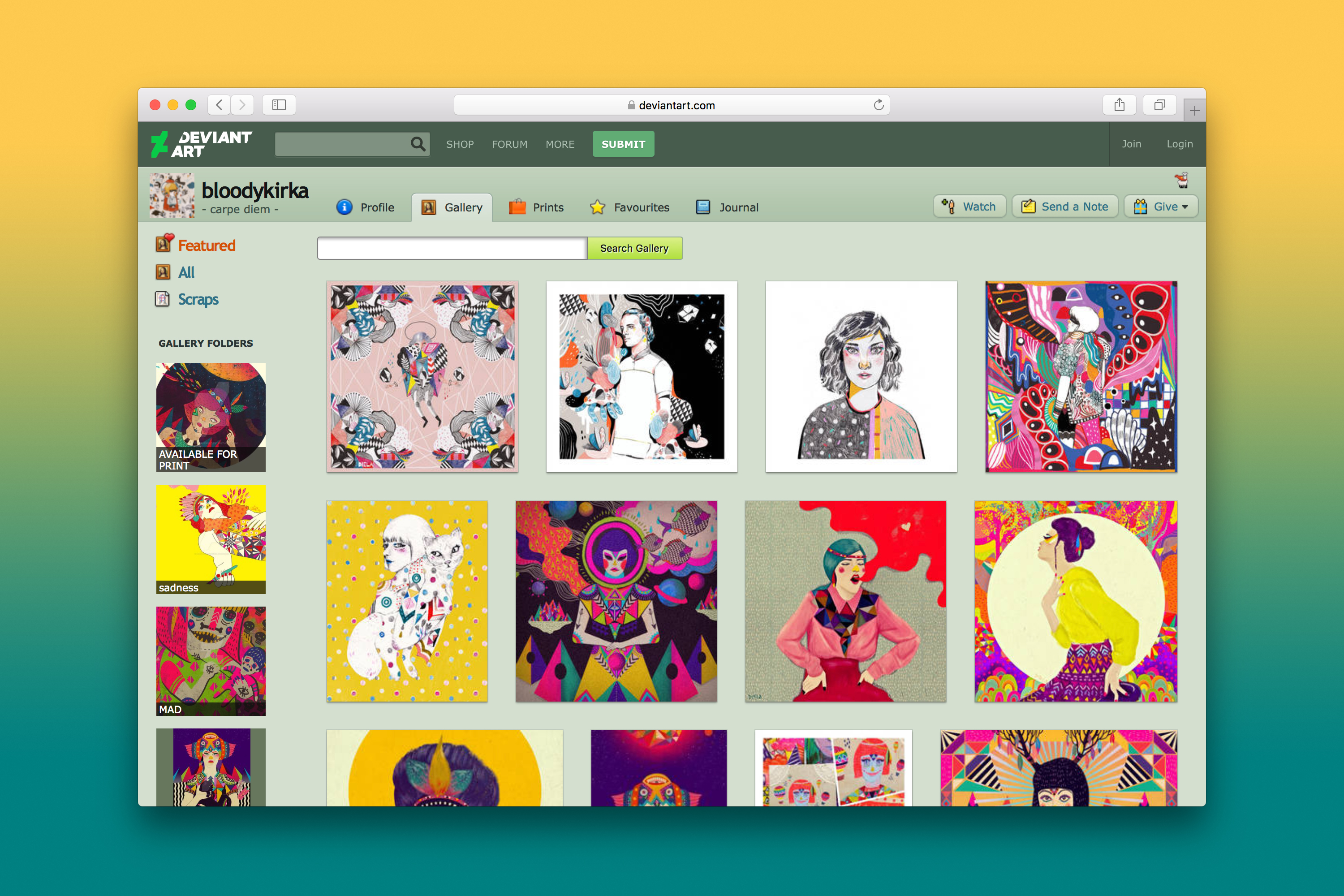 The Rise and Fall of Internet Art Communities, from DeviantArt to