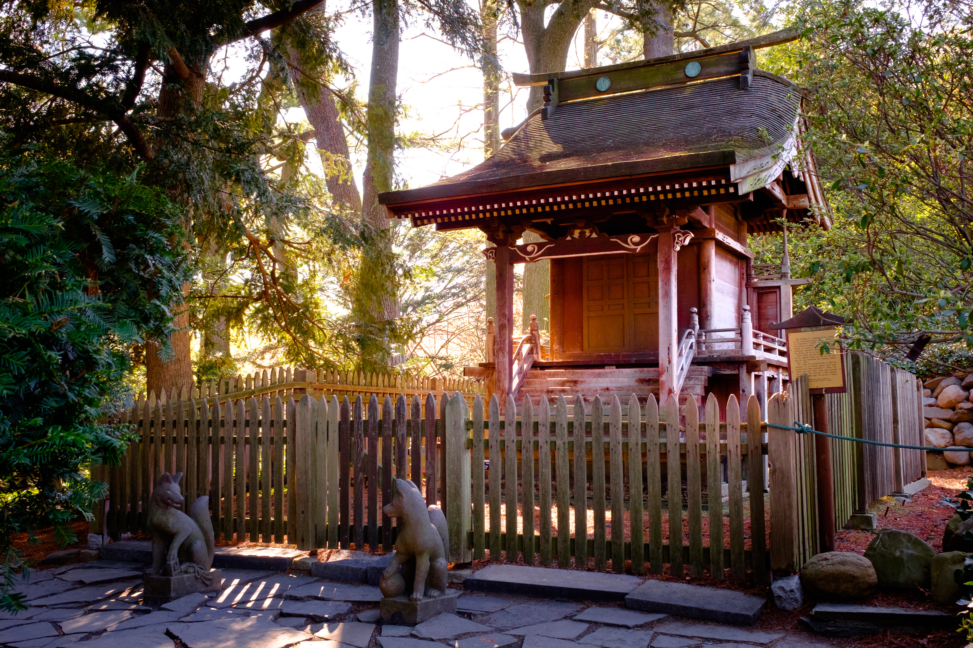 Brooklyn\'s 100-Year-Old Japanese Garden Is Like a Living Painting ...