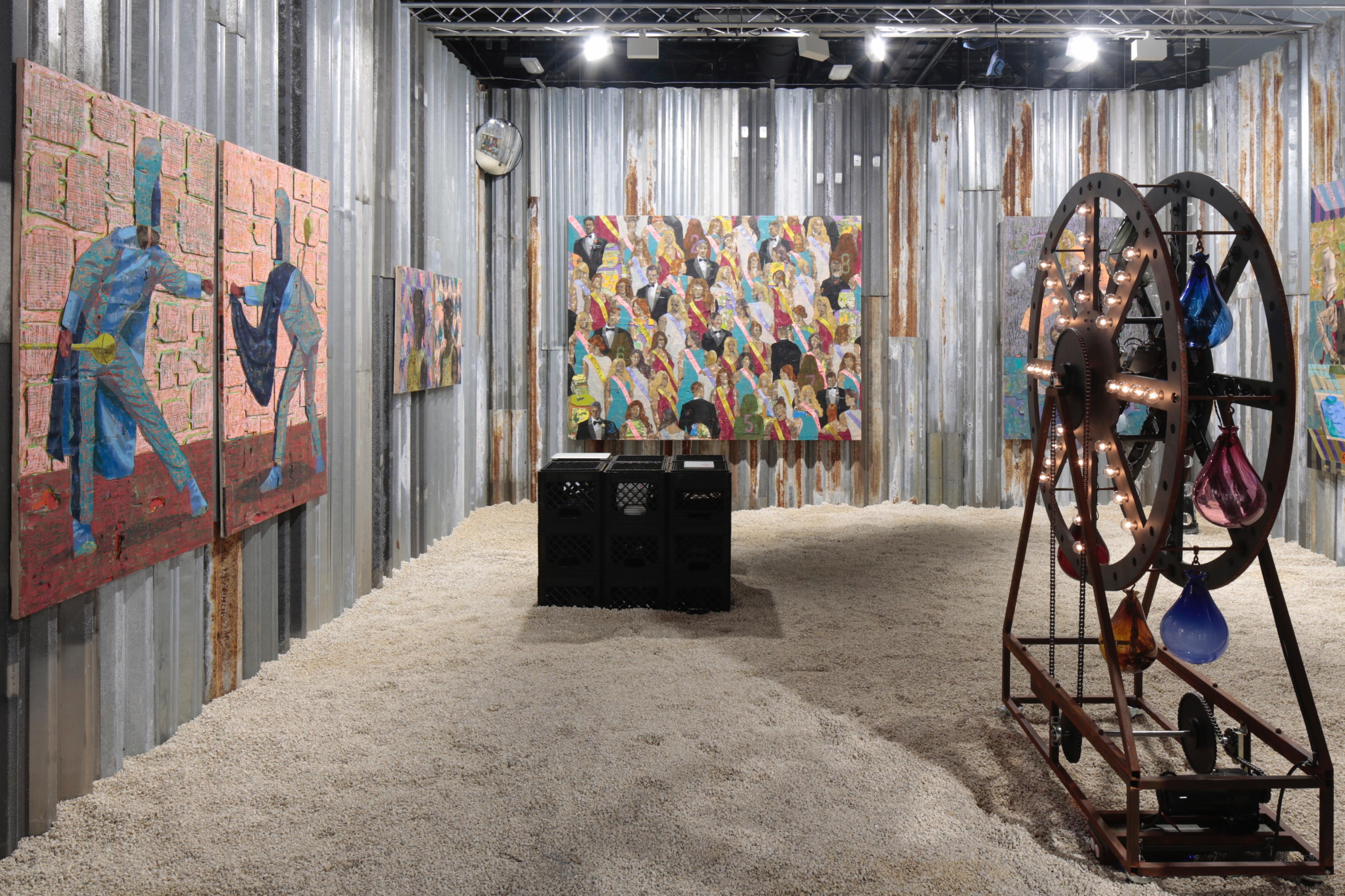 d50939ff2fa The 15 Best Booths at Art Basel in Miami Beach - Artsy
