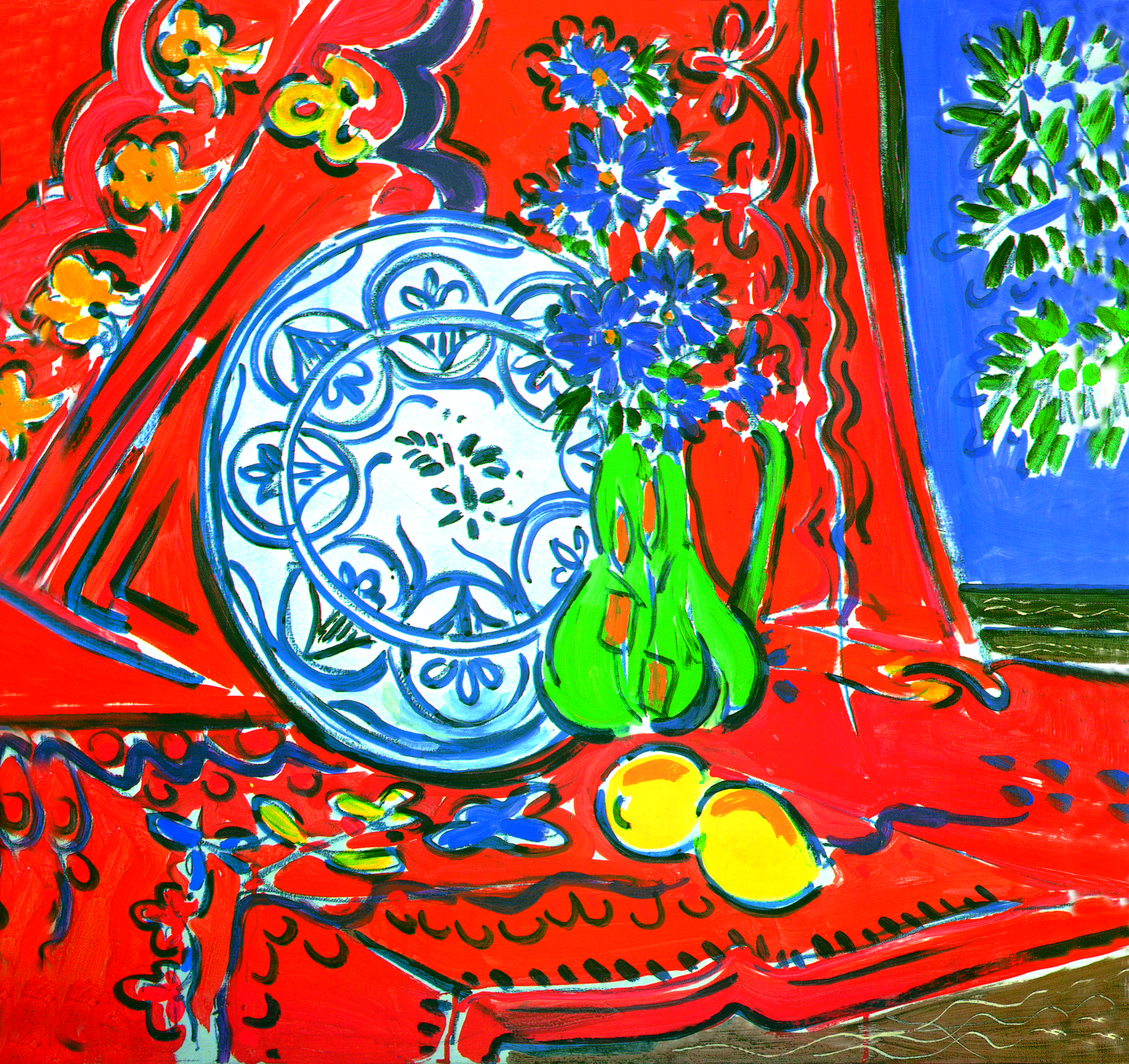 How To Paint A Still Life Like Matisse Artsy