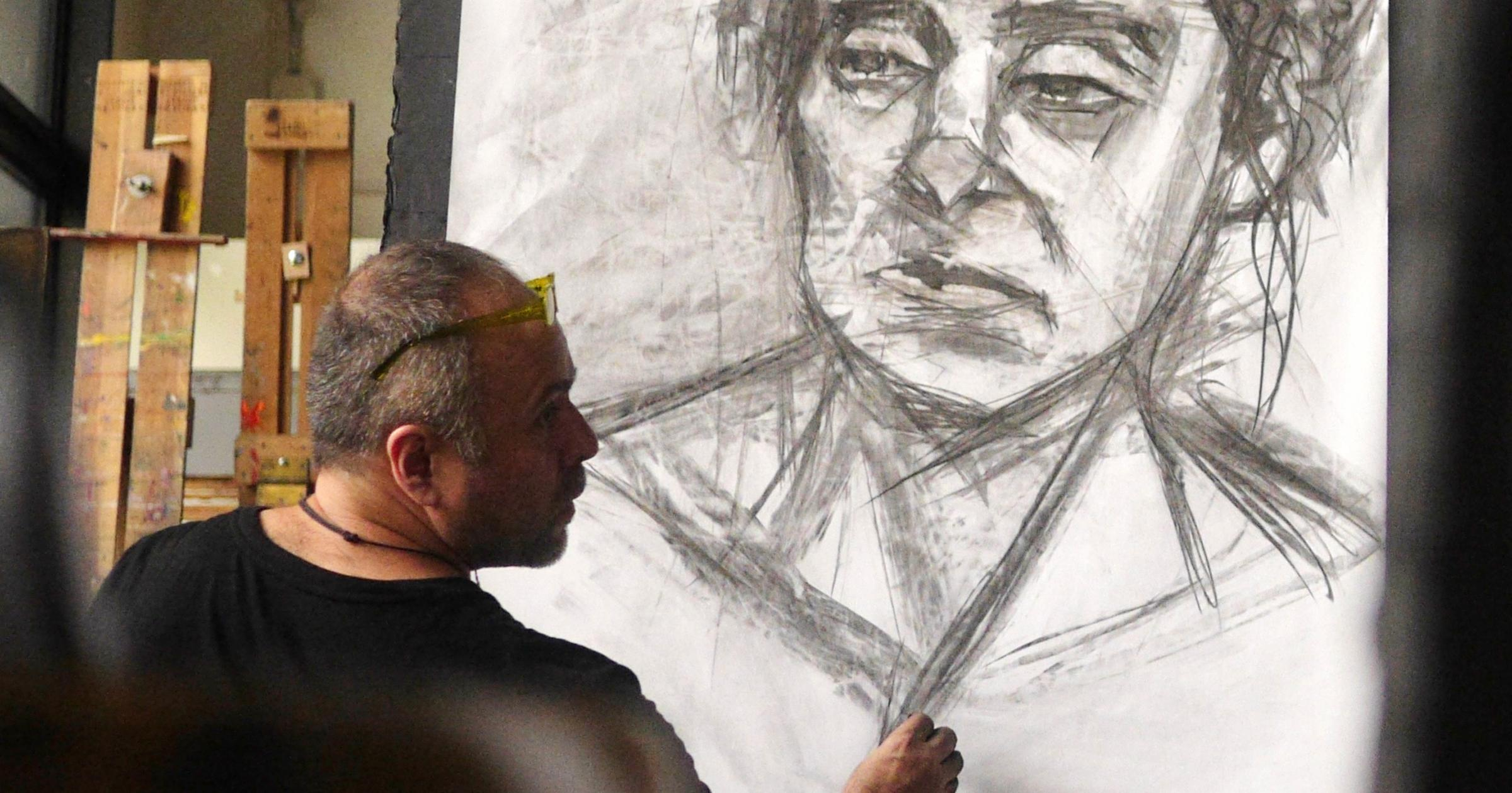 Beginner S Tips For Charcoal Drawing Artsy