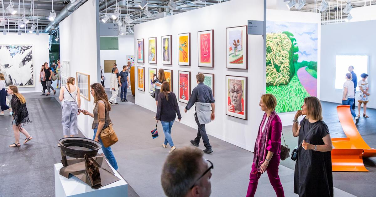Art Basel in Basel Reveals 290 Exhibitors for 2019 Edition