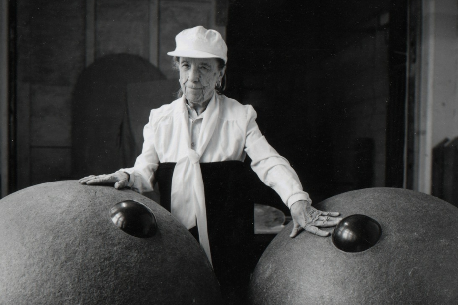 Louise Bourgeois on Finding Inspiration in Solitude