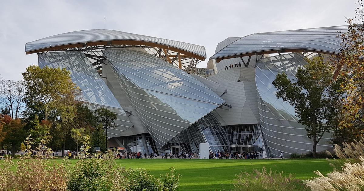 An anti-corruption group accused the Louis Vuitton Foundation of