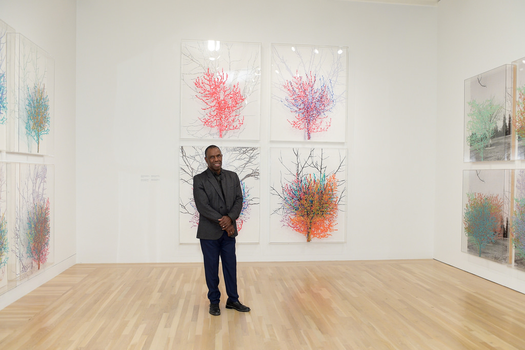 Charles Gaines On Representation, the Black Art ...
