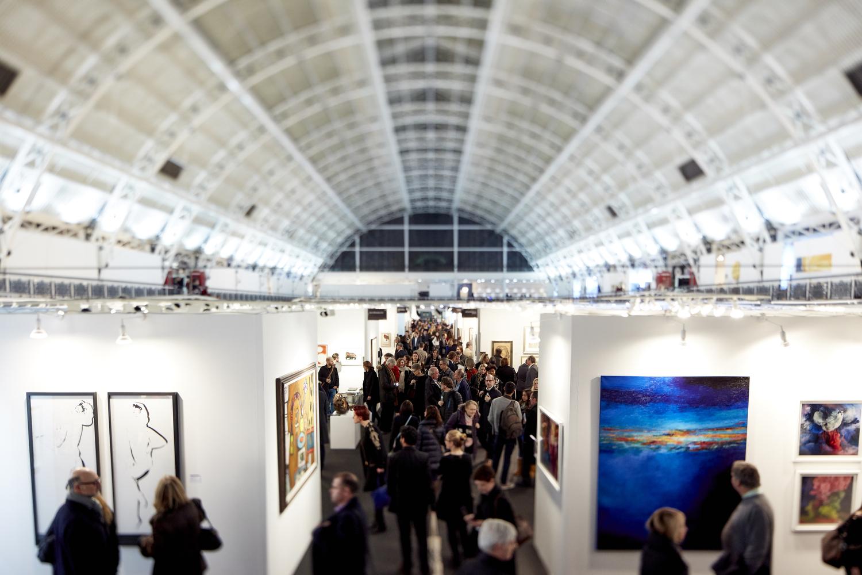 London art fair 2017 the lightbox museum partnership and for Venice craft fair 2017