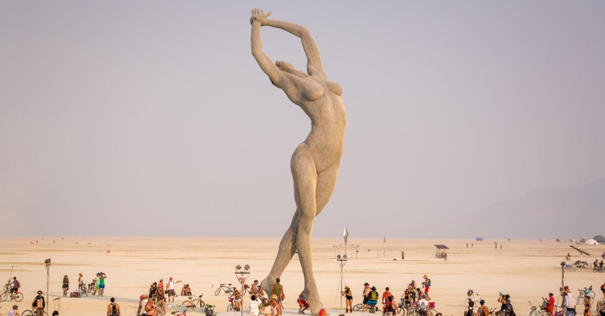16 of Burning Man's Biggest Artists on Showing Their Work at the  Smithsonian - Artsy