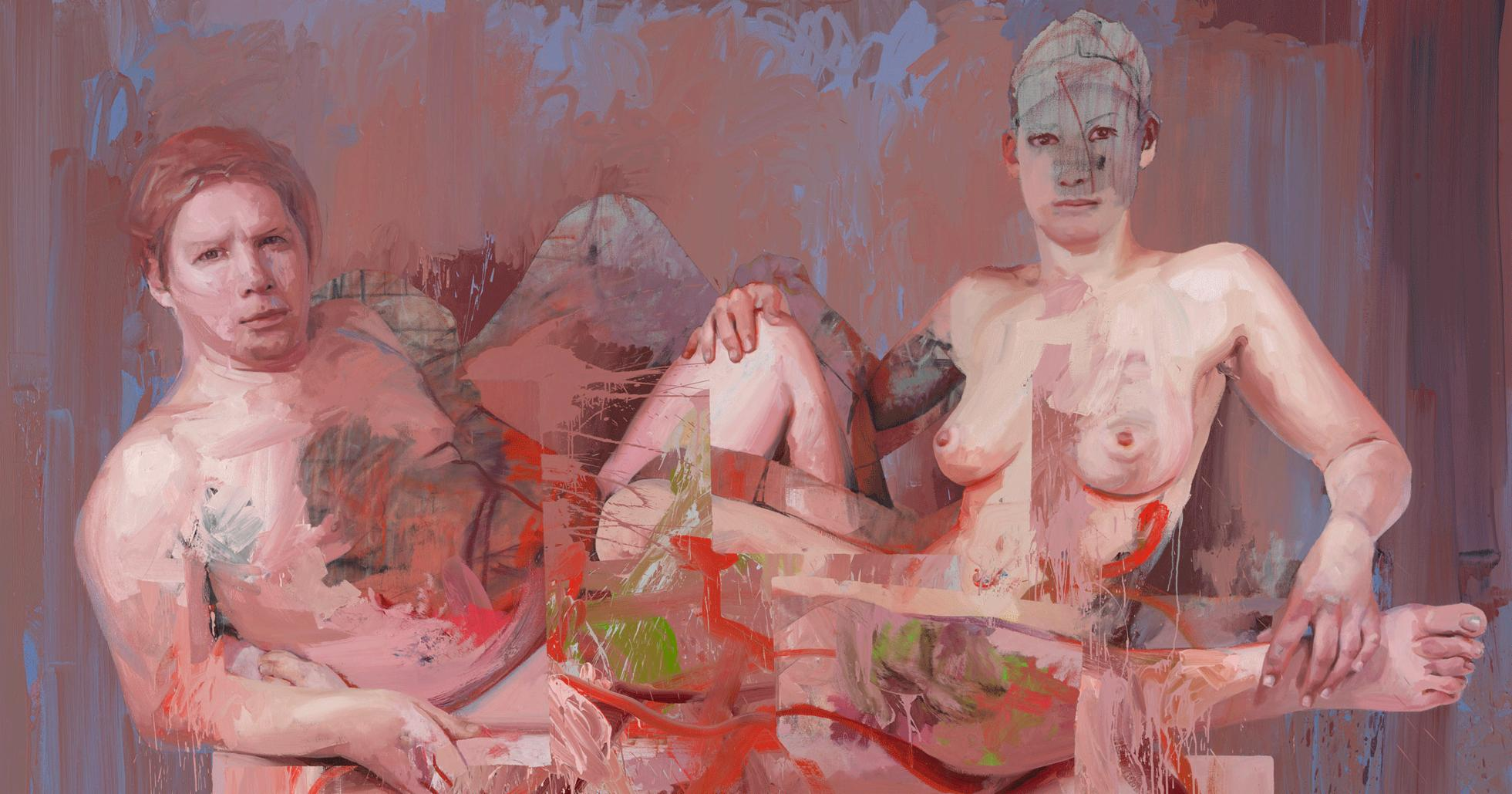 Jenny Saville Changed The Way We View The Female Form Artsy
