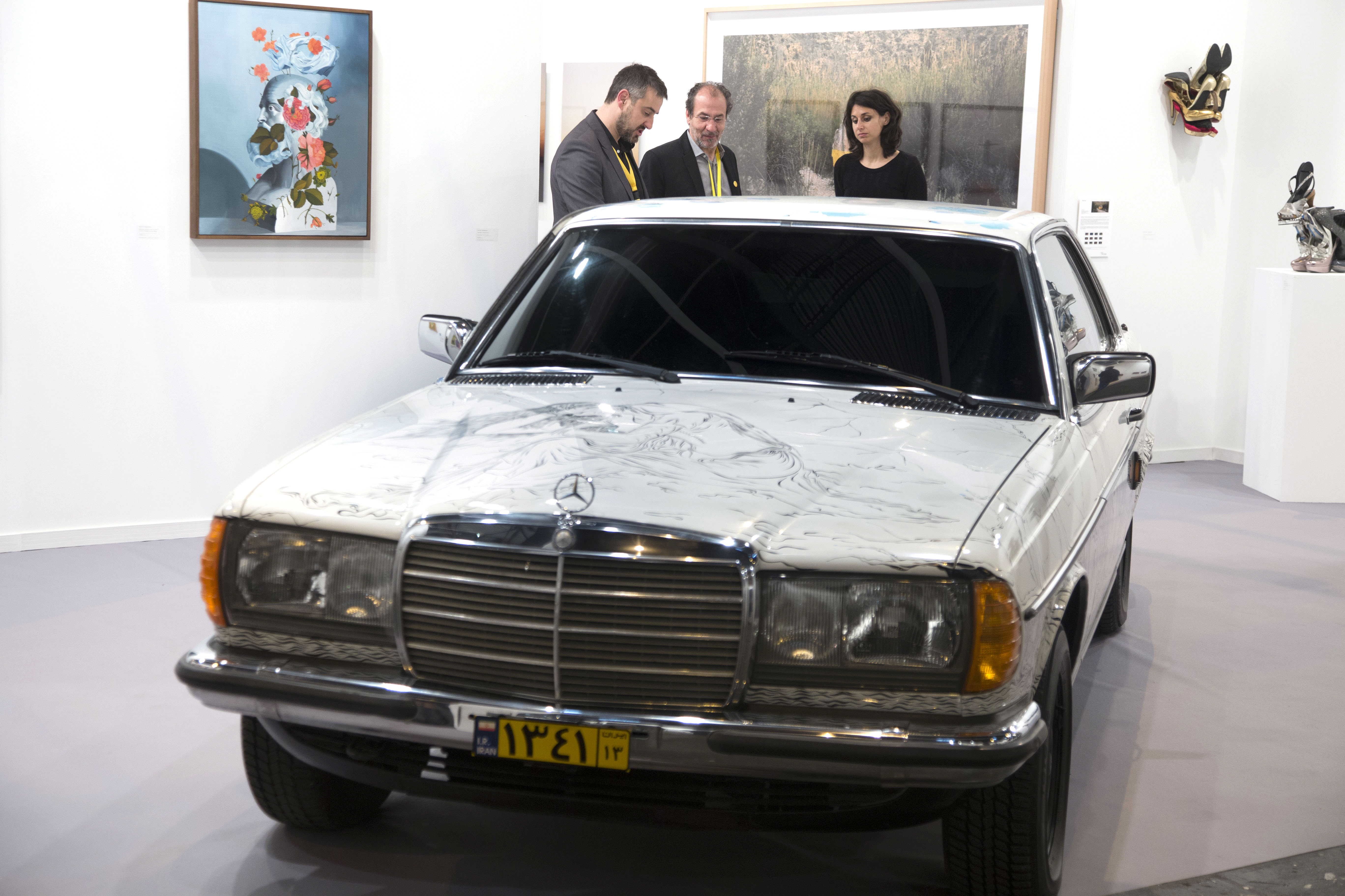 What Sold at ARCOmadrid