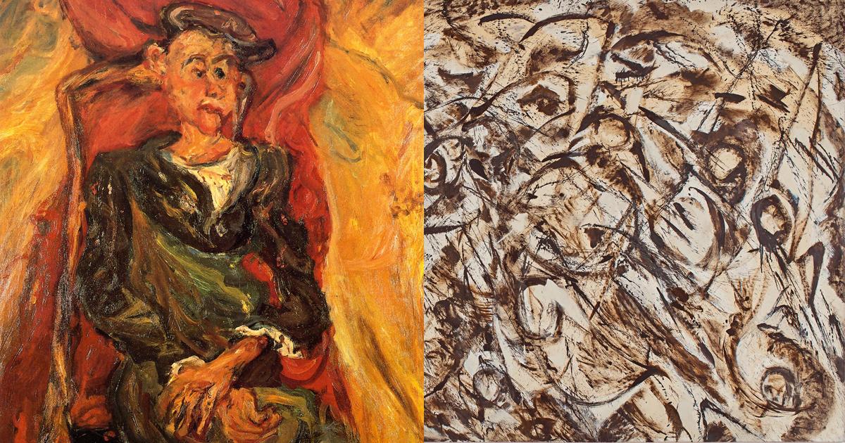 Fbi Plot Jackson Pollock Modern Art