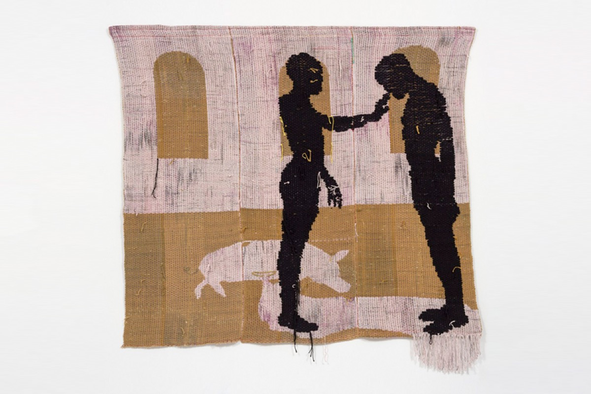 7 Artists Weaving New Tapestry Traditions - Artsy
