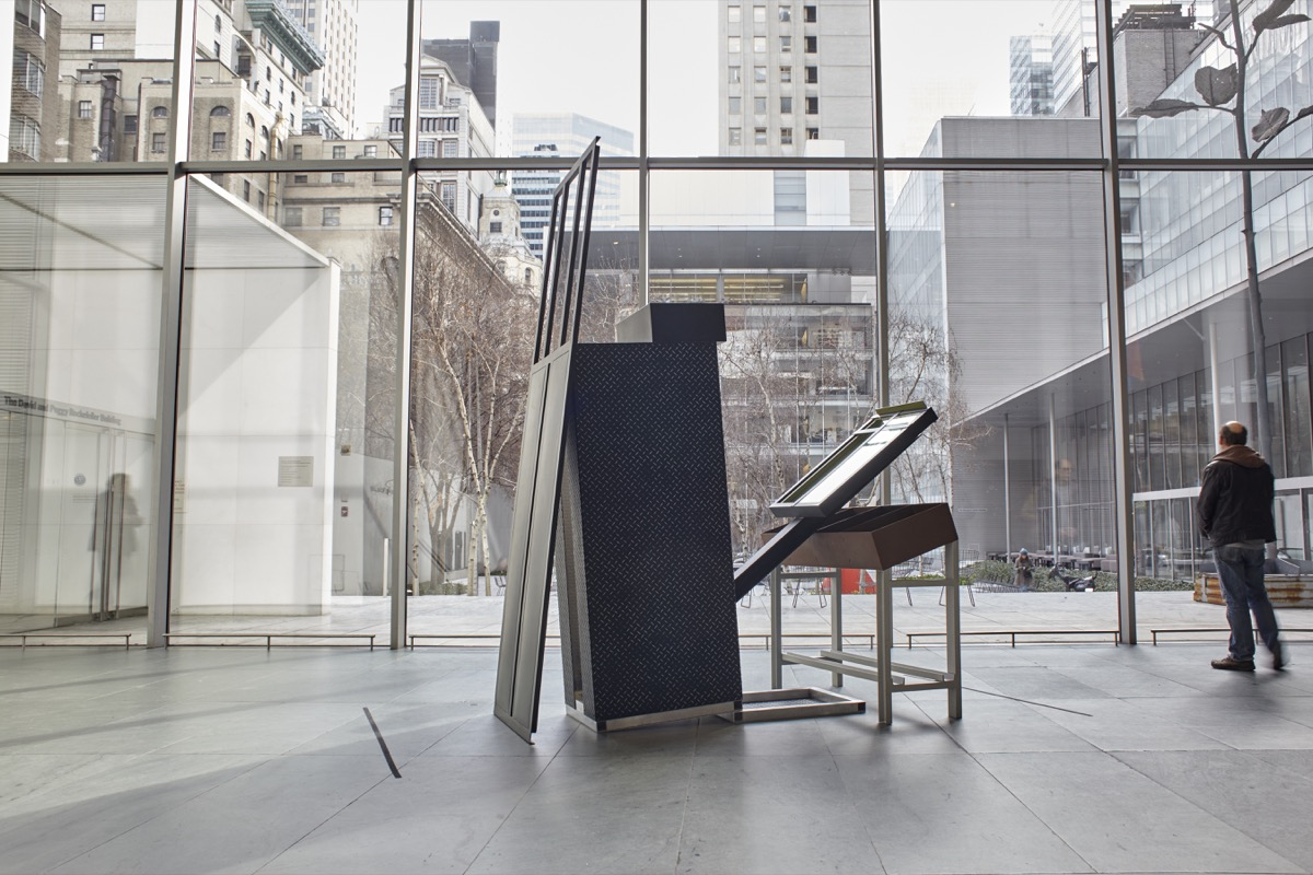 moma took a stand against trump s immigration ban here s what new yorkers had to say artsy. Black Bedroom Furniture Sets. Home Design Ideas