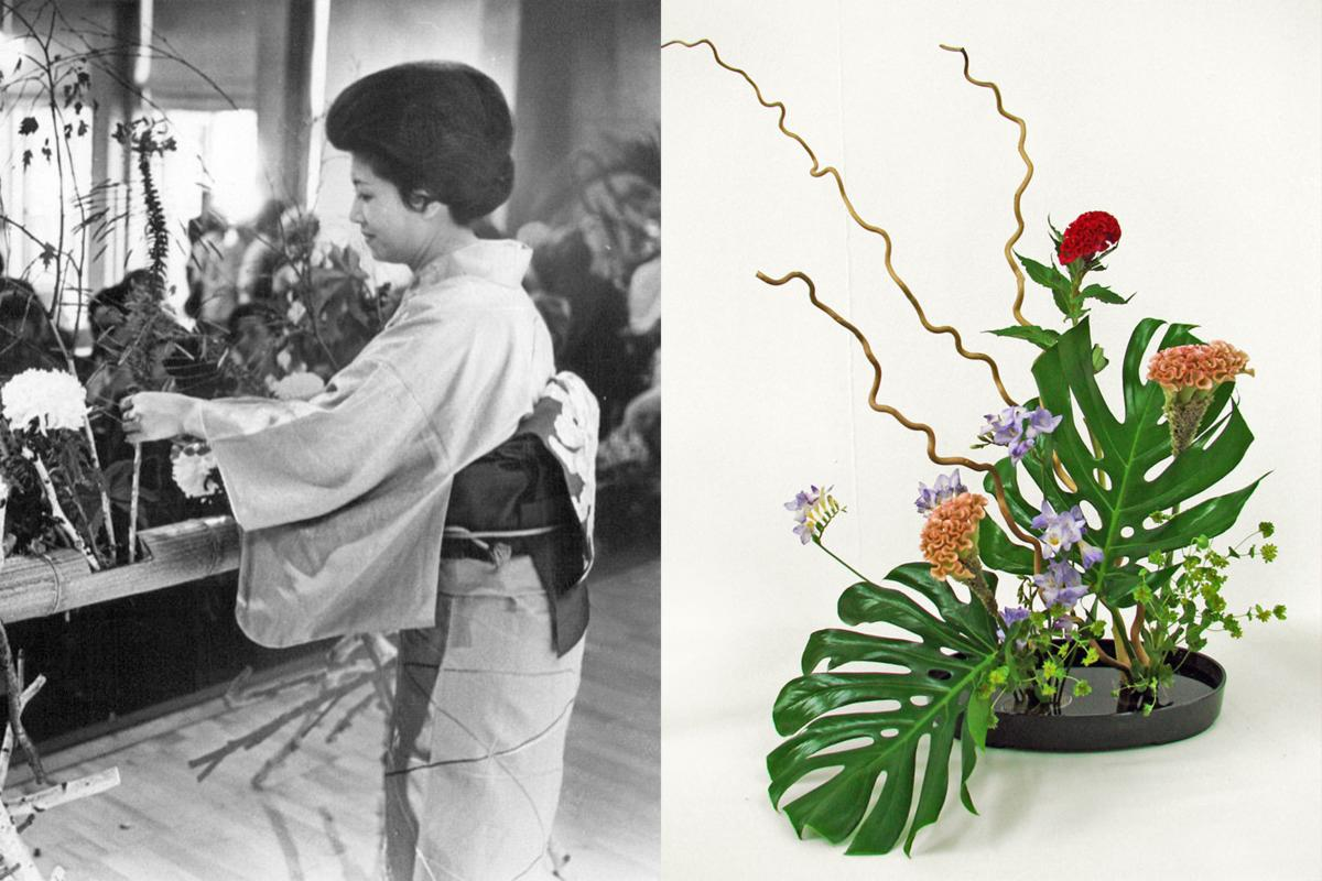 What Is Ikebana The Japanese Art Thats Making A Comeback Artsy