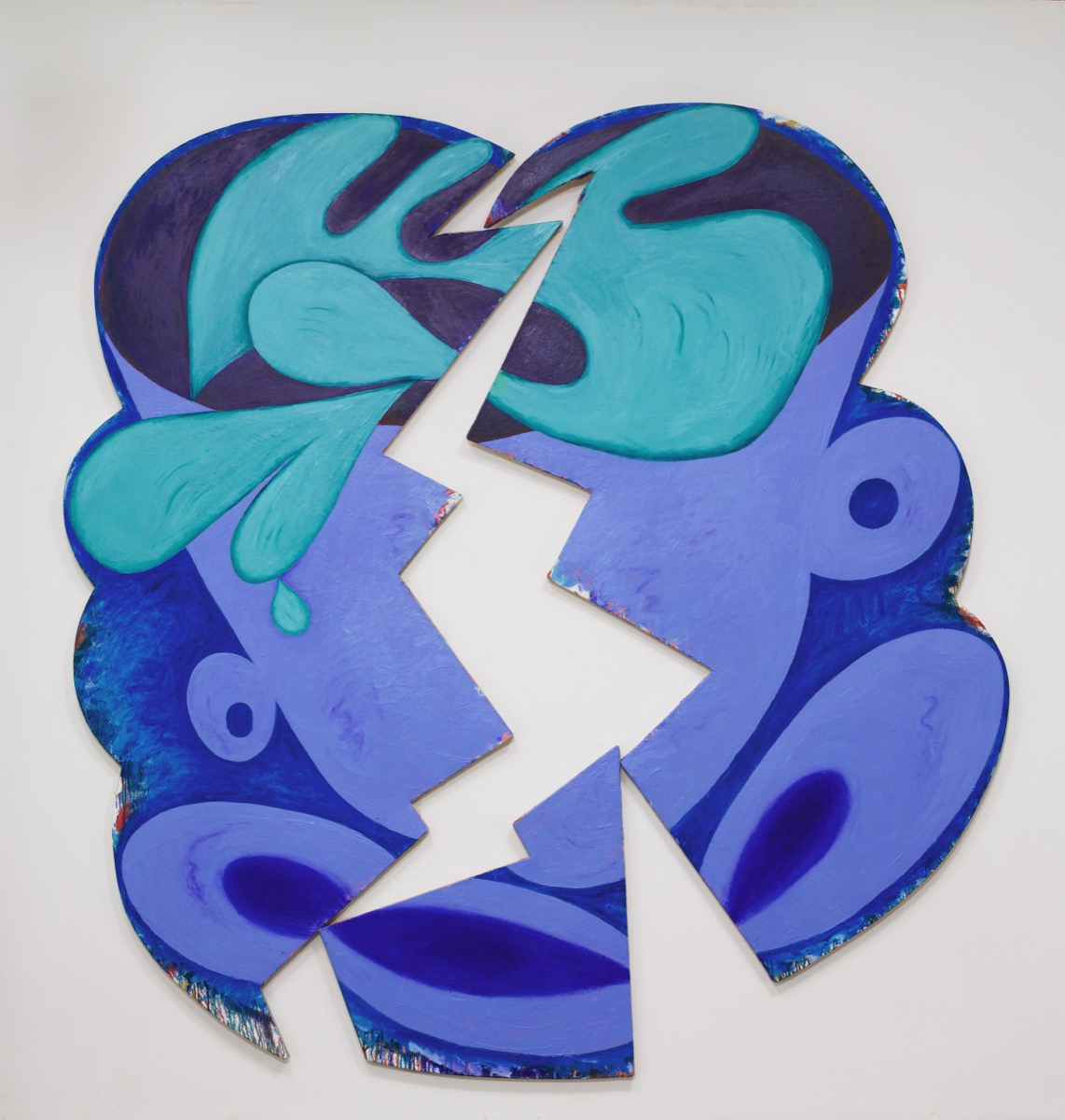 766681c96 Elizabeth Murray's Rule-Breaking Paintings Continue to Inspire Younger  Artists - Artsy