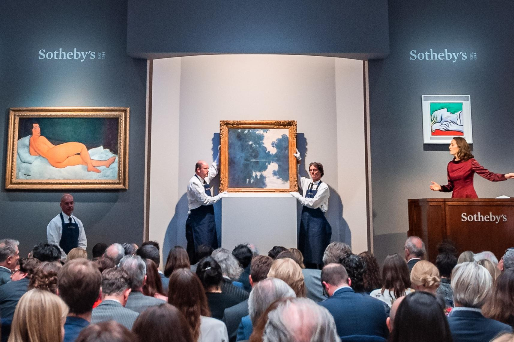 Why Guarantees Are Actually Good for the Art Market - Artsy