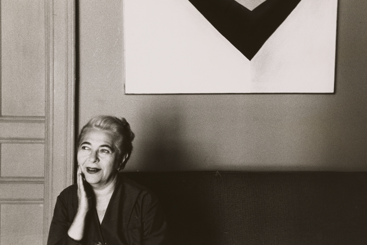 Pioneering Dealer Edith Halpert Championed American Artists before It Was Fashionable