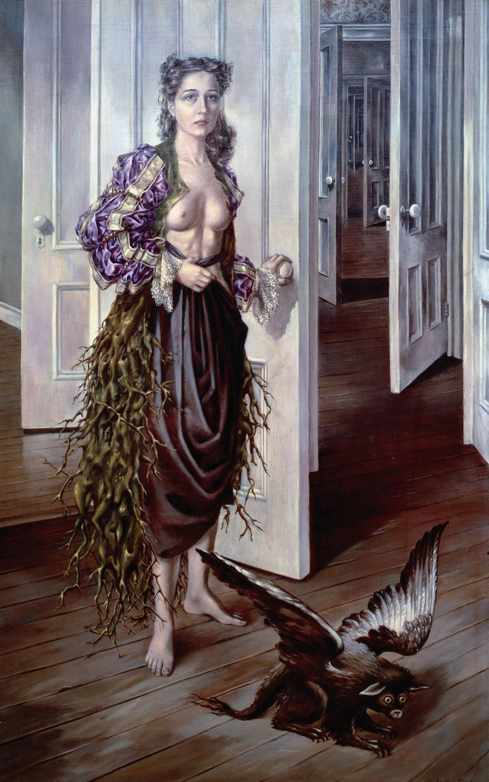 Dorothea Tanning's Powerful Surrealist Art Defied Convention - Artsy