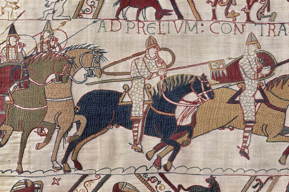 Why Is The Bayeux Tapestry Important Artsy
