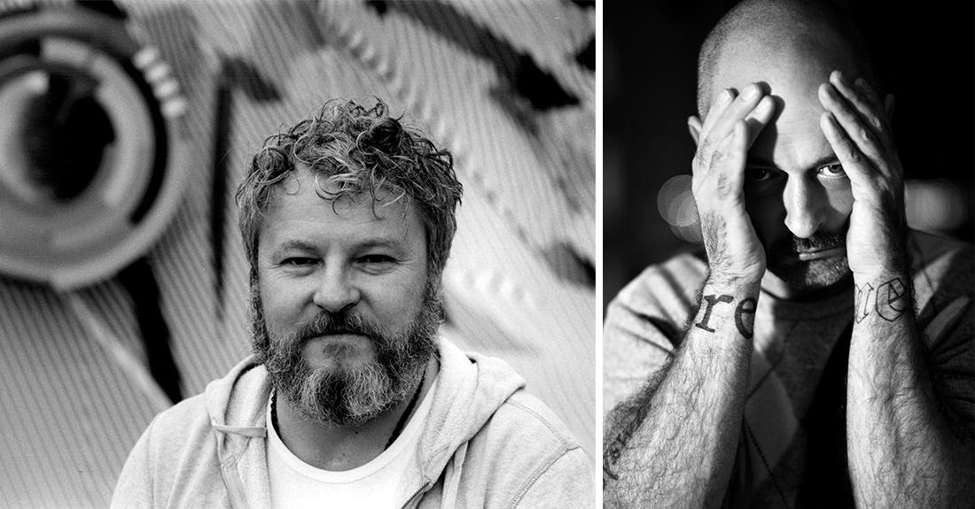 """Douglas Gordon and Tobias Rehberger Invite Ibiza Party-Goers to """"Think a  Little"""""""