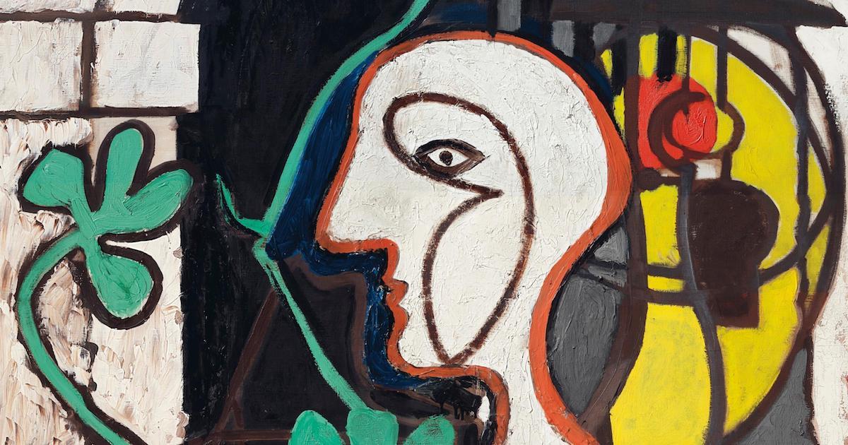 Christie S Selling 35 Million Picasso La Lampe In November