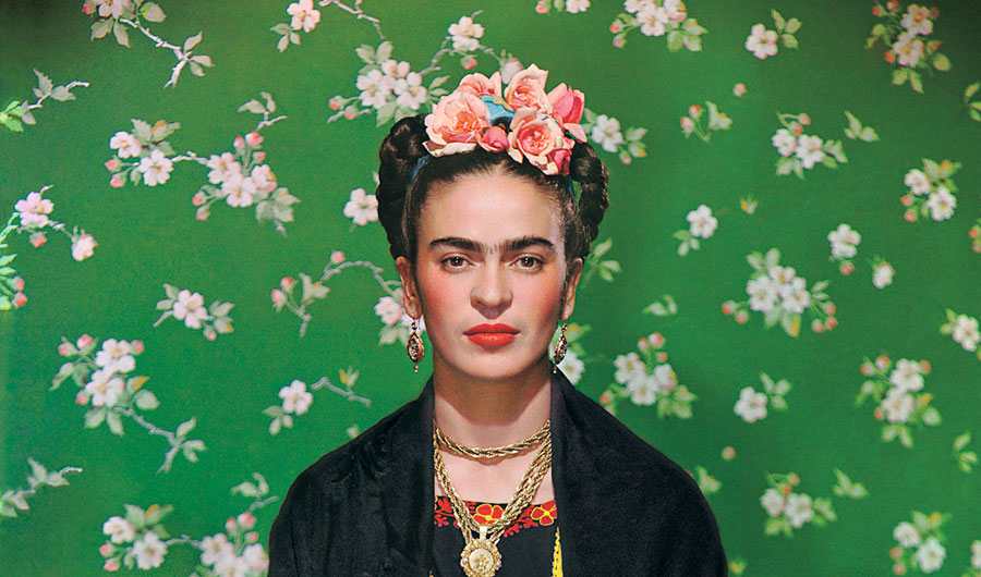 Image result for frida photo green