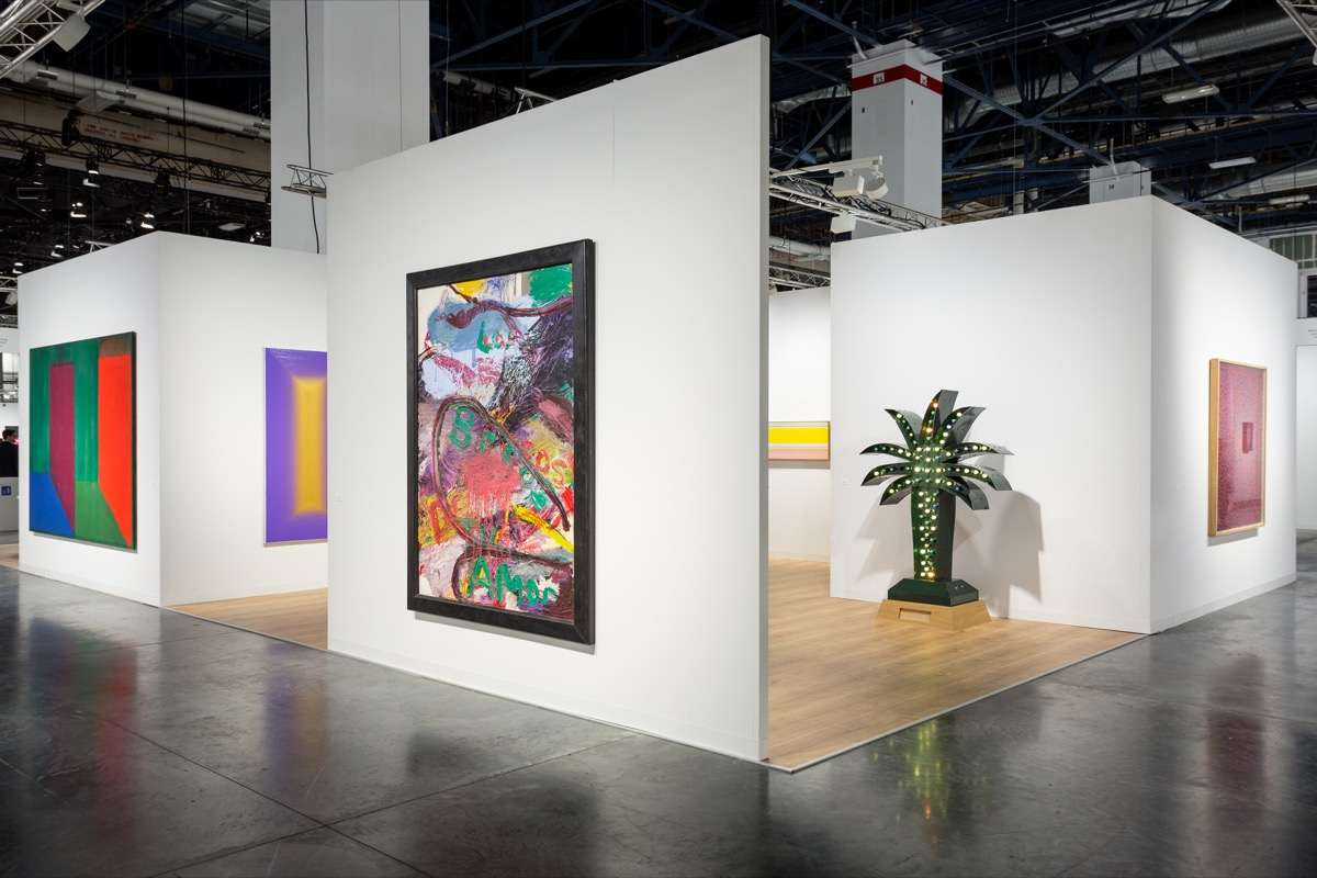 What Sold at Art Basel in Miami Beach Gallery S on gallery c, gallery r, gallery q, gallery d, gallery v, gallery k, gallery m, gallery b,