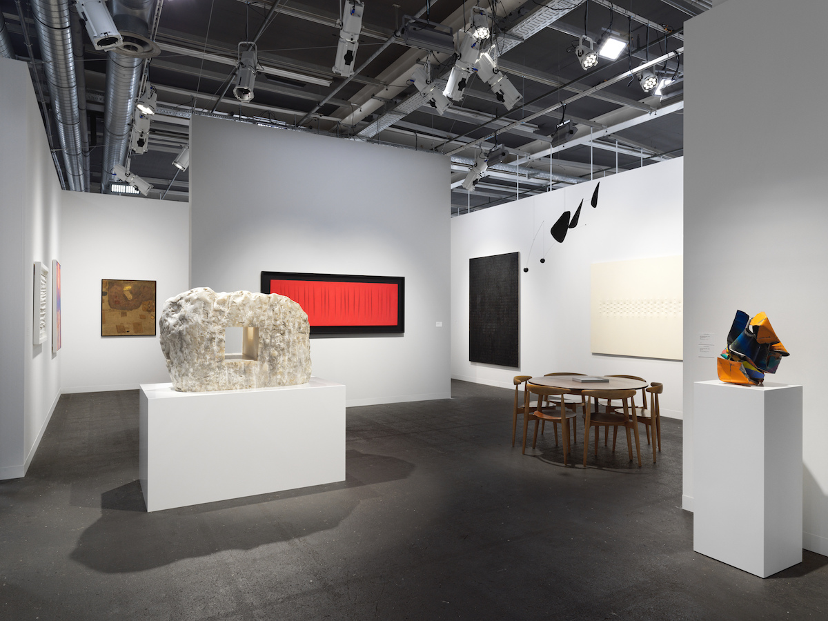 What Sold at Art Basel in Basel - Artsy