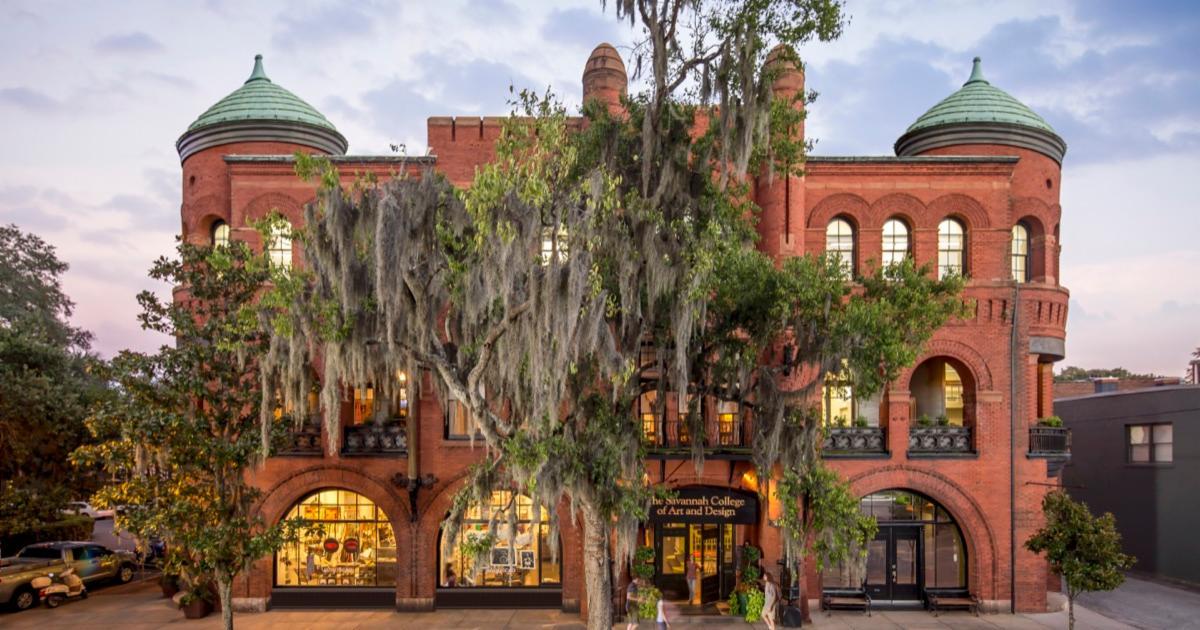 Savannah college of art and design login