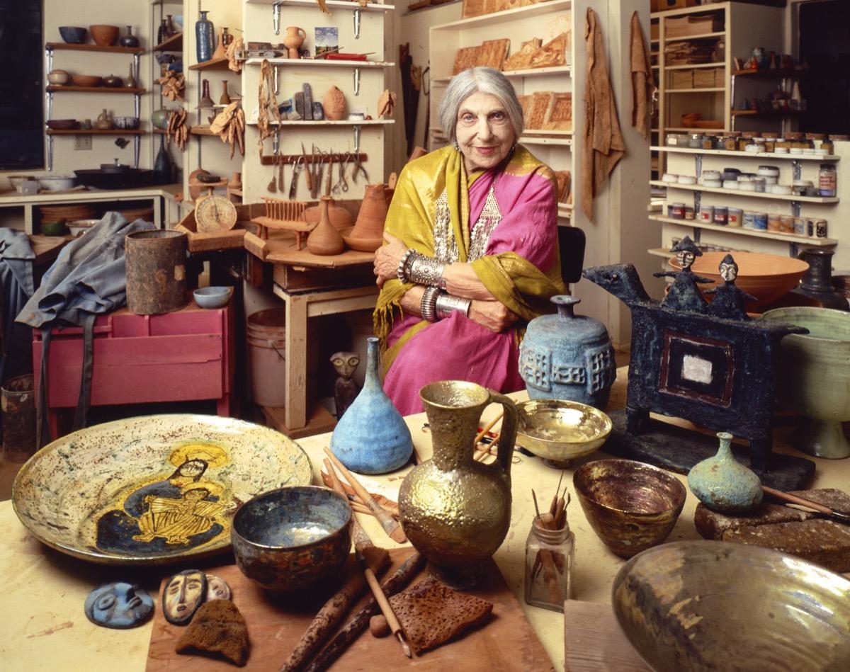 Career Woman of Art Beatrice Wood I Shock Myself