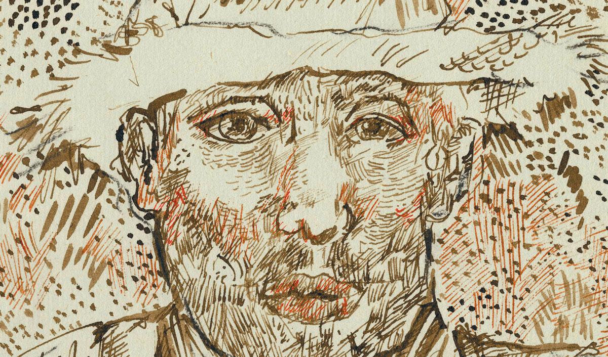 """9d4e9c68a6e02f """"Unprecedented"""" Van Gogh Sketchbook Controversy"""