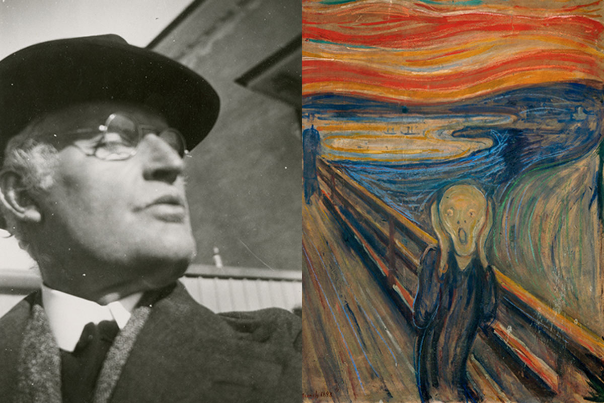 Edvard Munch on How to Be an Artist - Artsy