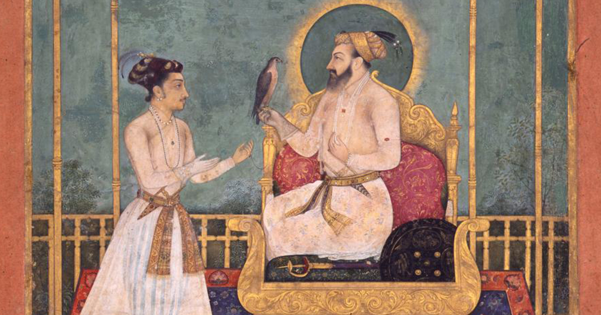 The Astounding Miniature Paintings of India's Mughal Empire