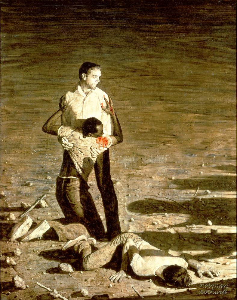 Why Norman Rockwell Matters Artsy