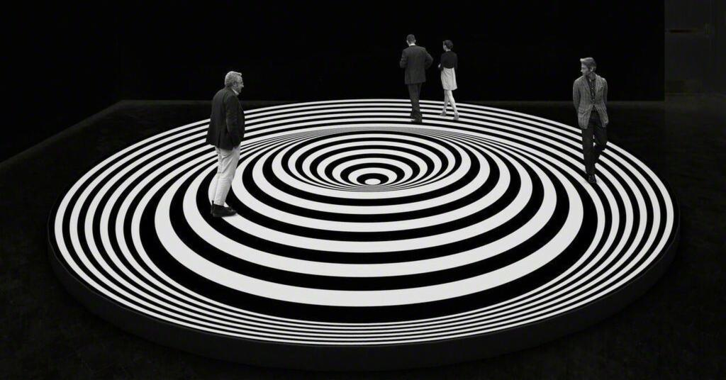 The Neuroscience of Op Art, Explained