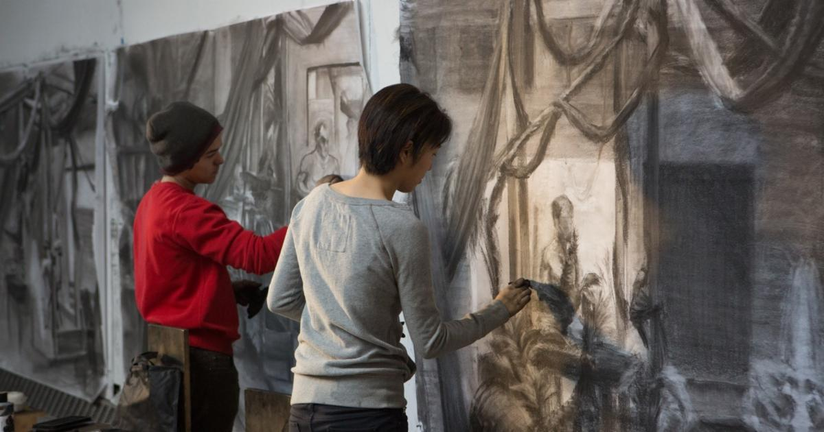 For Old Masters and Art Students Alike, Drawing Is a Way to Unlock Creativity