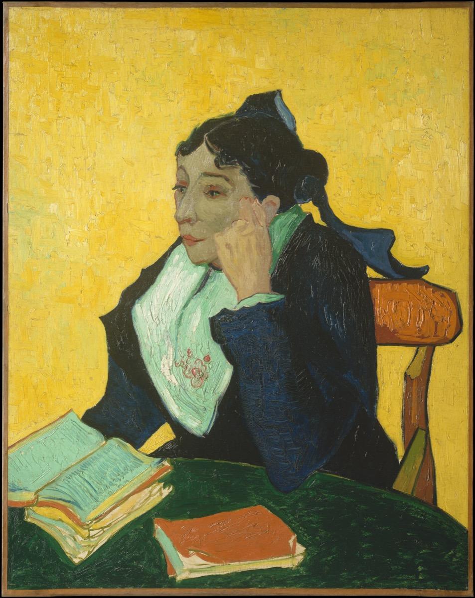 Van Gogh and Gauguin