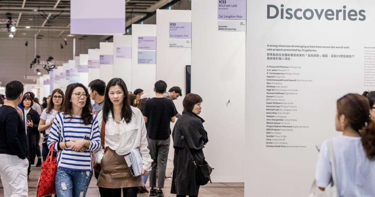 art basel hong kong 2020 dates