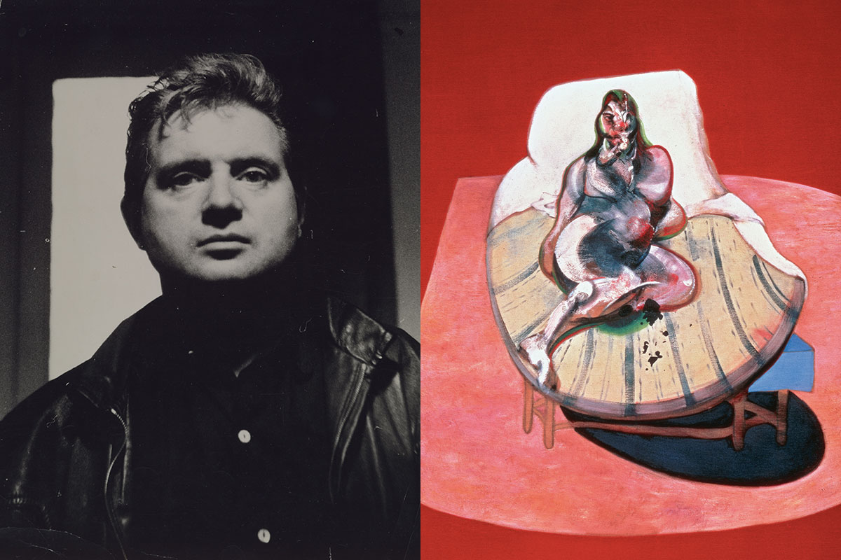 Francis Bacon on How to Be an Artist