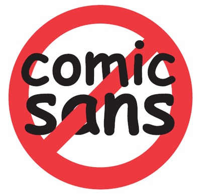 Why Comic Sans Is the World's Most Notorious Font - Artsy