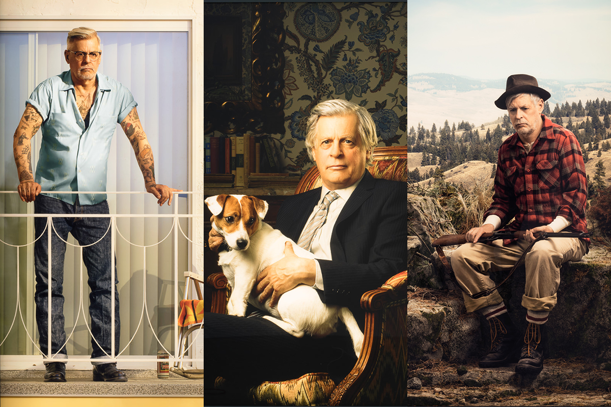 The Painstaking Detail Rodney Graham Puts into Each of His Self-Portraits