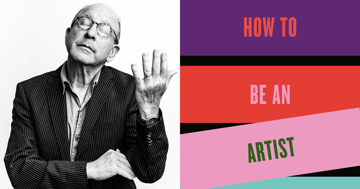 Jerry Saltz Offers New Rules for How to Be an Artist