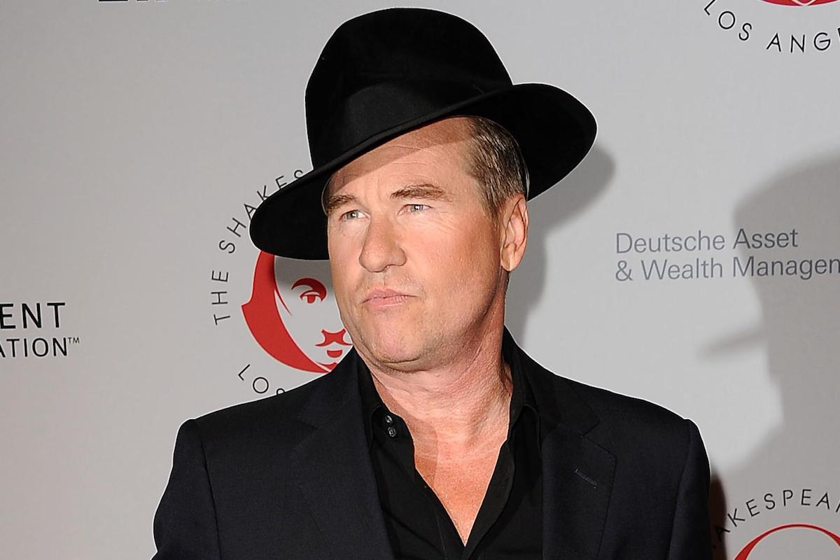 Val Kilmer Denied Claims He Copied Another Artist S Work When Making A Bronze Tumbleweed