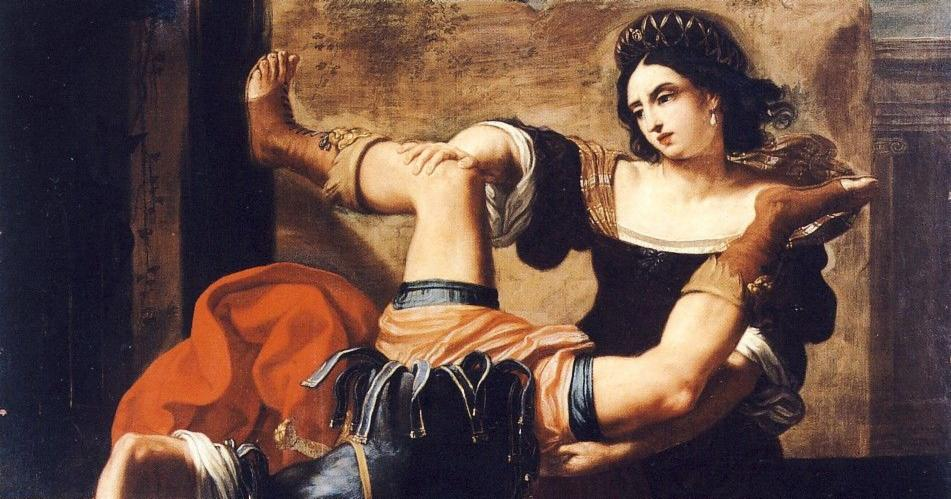 A Brief History Of Female Rage In Art From Artemisia Gentileschi To