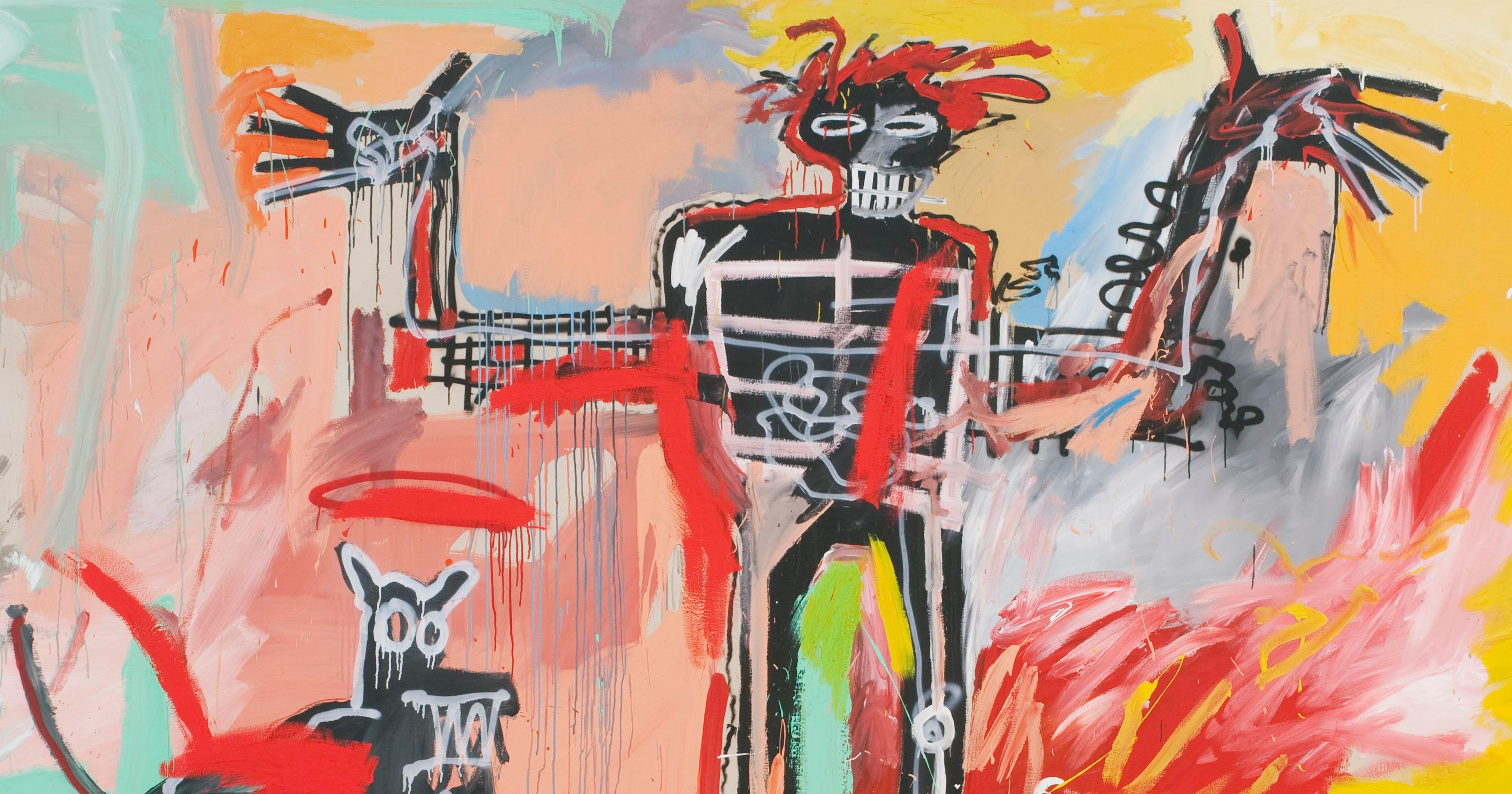 Image result for basquiat