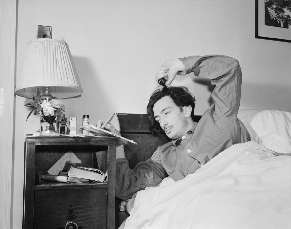 The Morning Routines of Famous Artists, from Andy Warhol to Louise Bourgeois
