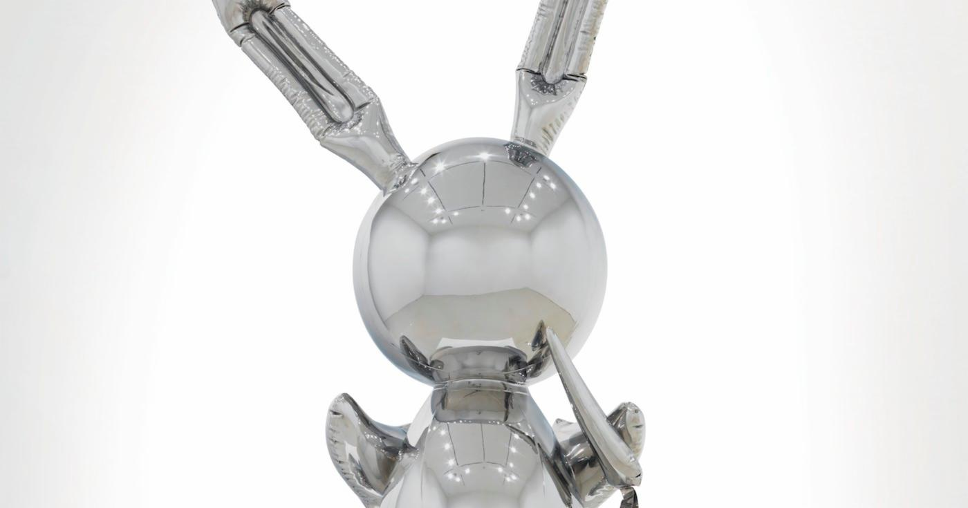 Fantastic Jeff Koonss Rabbit Sells For 91 Million Making Him The Uwap Interior Chair Design Uwaporg