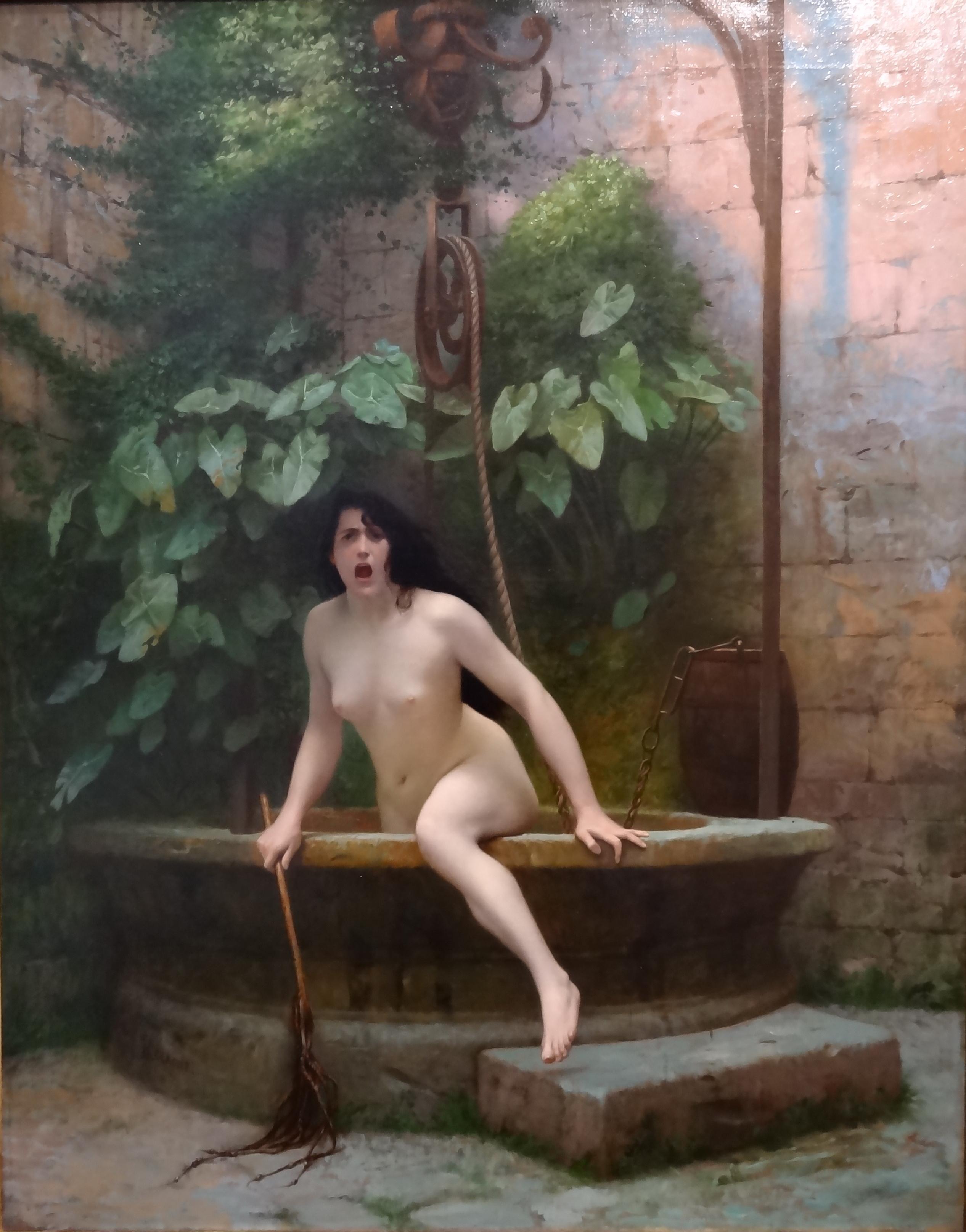 Sword of truth nude art