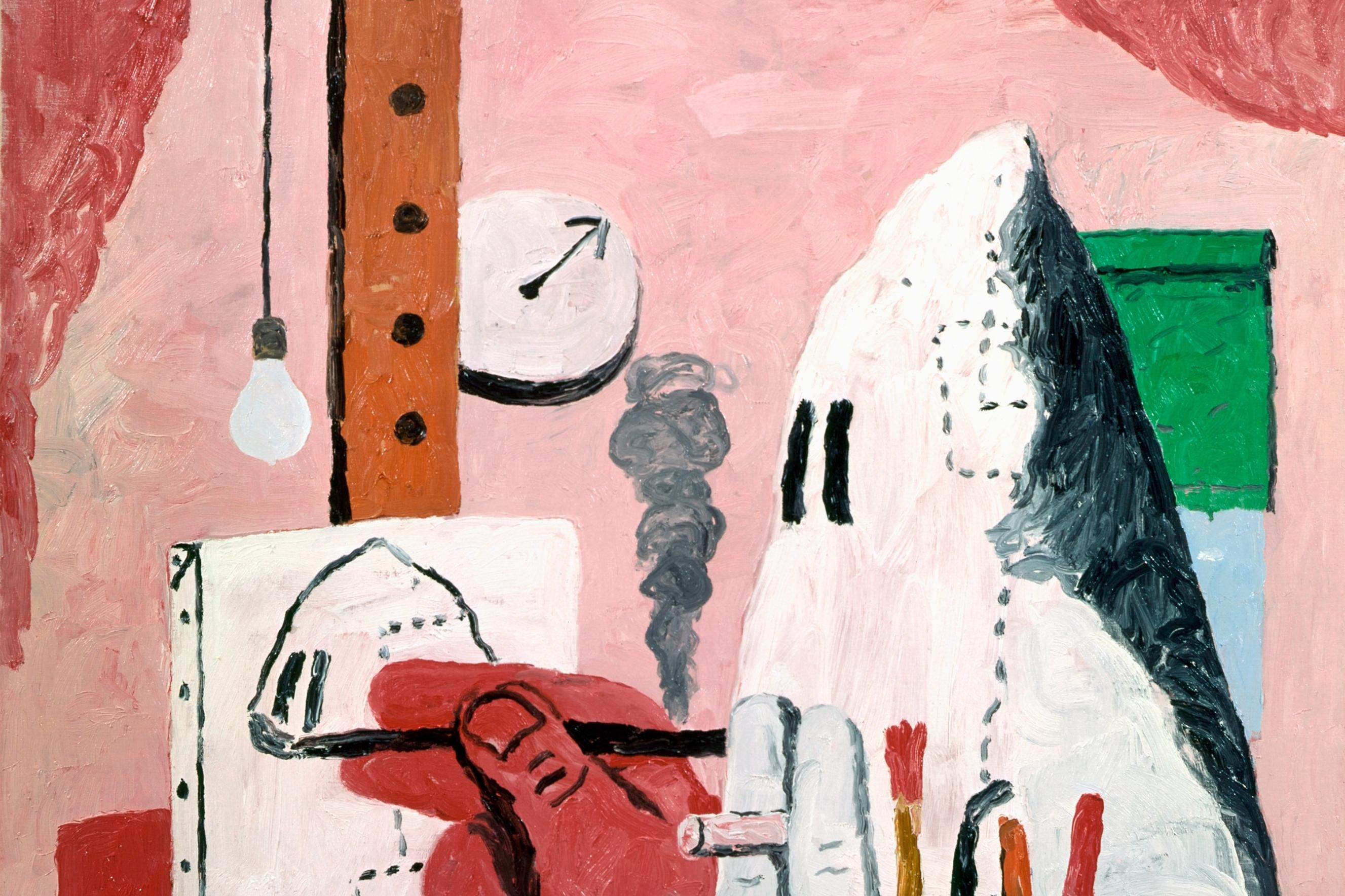 Why Philip Guston Abandoned Abstract Expressionism For Figuration Artsy