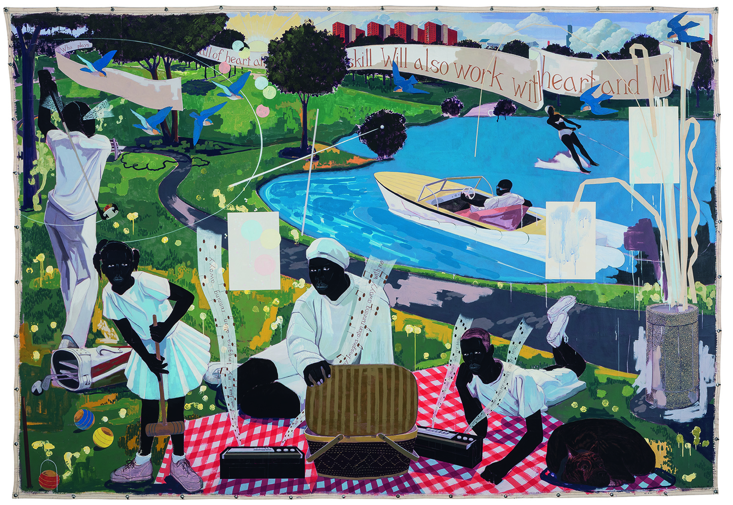 Black Artists Shatter Multiple Records in $392 3 Million Sotheby's